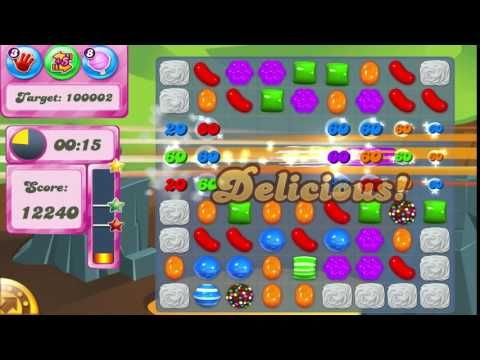 candy crash. created by:  Lars Markgren, Thomas Hartwig, Patrik Stymne  The purpose of the game is to join 3 or more candies in which are then cleared from the board and you gain points from that. The game is teaching you to use your skills and strategy in certain time so you can win. The game is teaching this by putting you challenges in front of you so you can be smart and practice your skills. subject area: maths. topic: 1 strategy: 7 coordination: 2 teamwork: 0 thinking: 6 story: 0