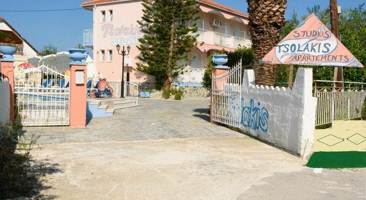 Tsolakis Studios & Apartments - Zakynthos, Greece - Hostelbay.com