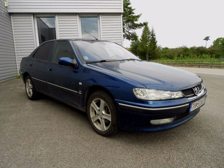 Peugeot 406 2.0 HDi SR
