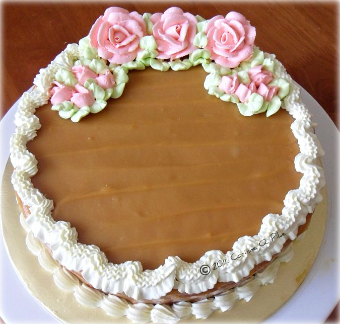 Costa Brava Caramel Cake Recipe