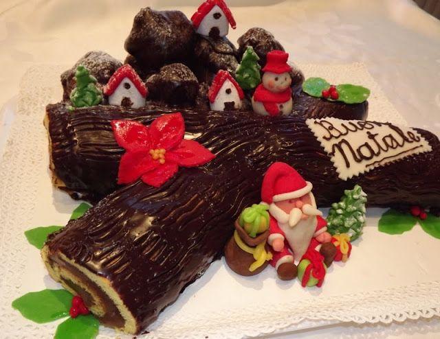 TRONCHETTO DI NATALE  Scopri il nostro menu di Natale!