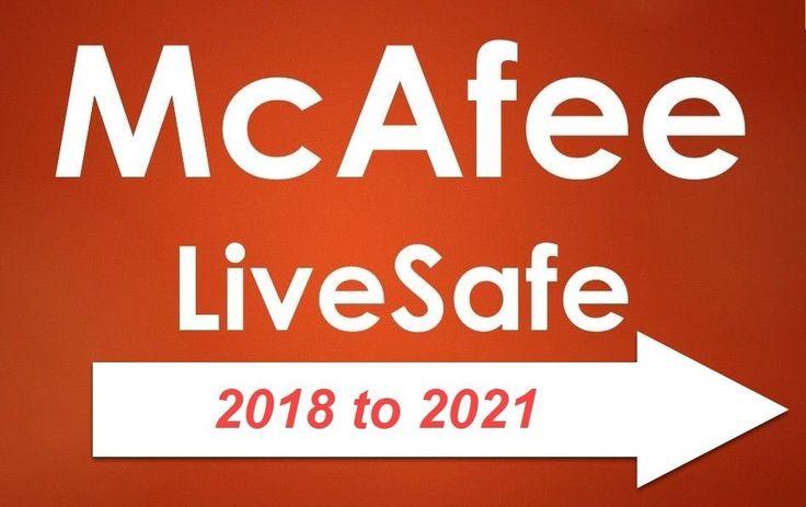 McAfee LiveSafe 2018 AntiVirus ✔️ Internet Security ✔️ Anti Spyware✔️Anti Spam✔️ #McAfee
