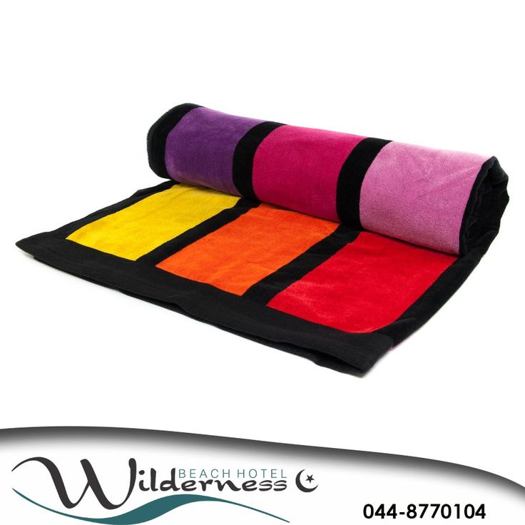 When at the #beach with friends or family, it's important to stay together or find a mutual meeting spot so that you don't lose one another. One way to make this easier is to have a unique brightly coloured beach towel, this will make it easier to find one another. Wishing you all a fantastic Friday. #funfriday #destination