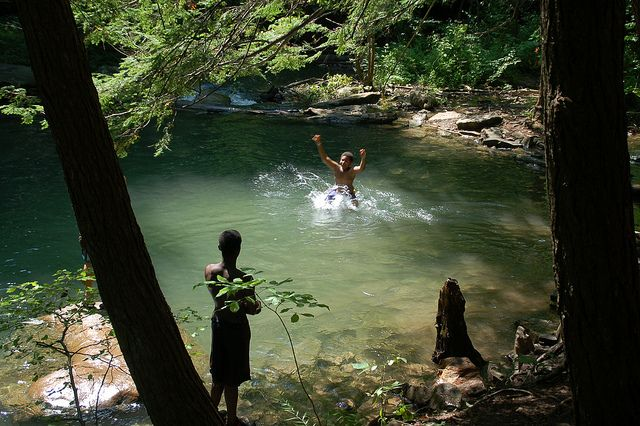 The best swimming holes in Ontario: Decew Falls, St. Catharines