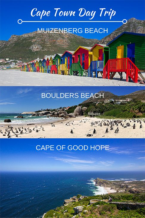 The drive from Cape Town to Muizenberg Beach (candy-coloured beach huts!), Boulders Beach (penguins!) and the Cape of Good Hope (ocean views to die for) makes for a spectacular day trip. Click to find out more.