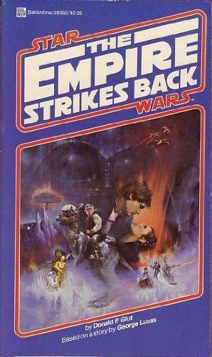 """Star Wars - The Empire Strikes Back"" av Donald F. Glut"