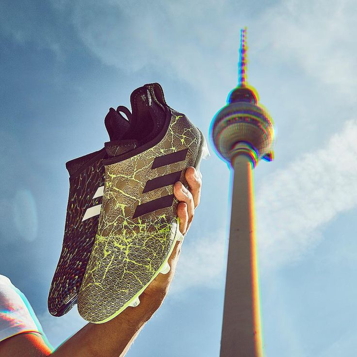 """394.7k Likes, 899 Comments - adidas Football (Soccer) (@adidasfootball) on Instagram: """"#GLITCH17 goes BERLIN. 📍 Exclusively available via the GLITCH app. 📲 Hit the link in our bio. ⚡️ --…"""""""