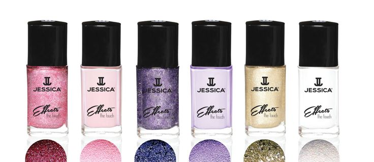 """Jessica Nails' latest offering comes in a selection of bridal shades including shimmering metallic and pastel hues - perfect for on-trend summer brides"". ""Jessica Nails' latest offering comes in a selection of bridal shades including shimmering metallic and pastel hues - perfect for on-trend summer brides"". says Perfect Wedding"