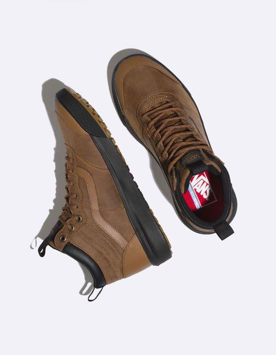 VANS Ultrarange HI MTE Dachshund   Black Shoes  444c00a01