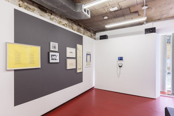 P!,  Exhibition view featuring Katarina Burin and Oliver Laric