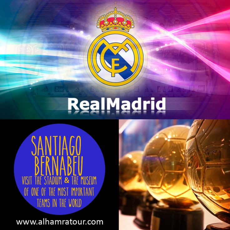 Details of this excursion in http://alhamratour.blogspot.com.es/2014/10/travel-halal-way-and-discover-santiago.html  Add this excursion to your travel in www.alhamratour.com  #realmadrid #muslimtours #spanishfootball #santiagobernabeu