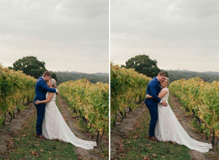 Vineyard Photography captured by Sarah Godenzi @ Yarra Ranges Estate