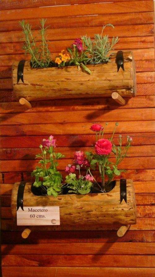 Ideas para decorar patios y corredores decoraci n con - Decoracion de patios y jardines pequenos ...