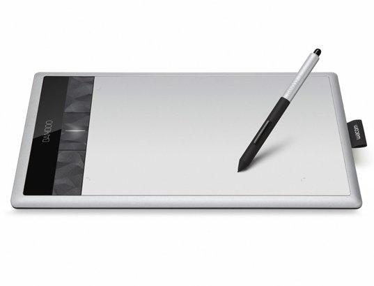 Tablette graphique WACOM Bamboo Fun Pen and Touch Medium
