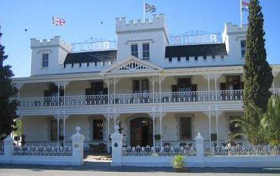 Matjiesfontein, Victorian Village, Koup Karoo