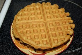 Must Follow Recipes: Dairy Free Egg Free Waffles