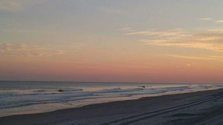 Surf City Beach in North Carolina