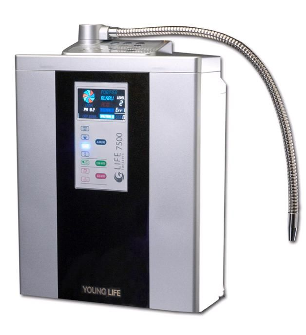 Young Life Water Ionizer Machine  -  AlkalineWater.com