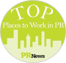 Public Relations | Top Places to Work in PR