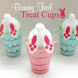 Make Easter even more fun with these adorable Easter crafts for kids. Too cute!