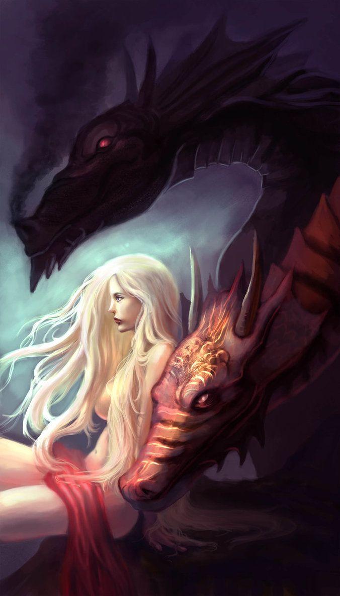Daenerys Targaryen - Game of Thrones - Jimmy Ling