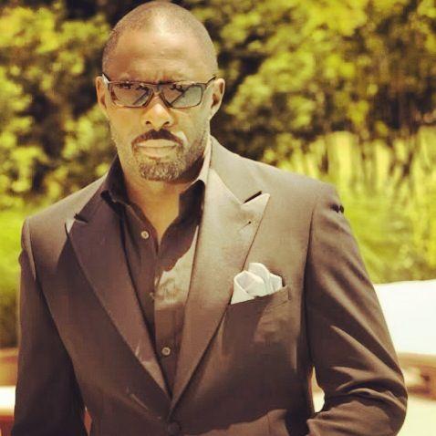 Idris Elba hottest man ALIVE