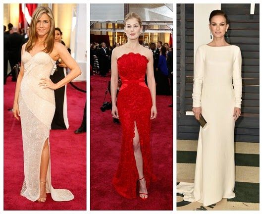10 Best Dressed at the Oscars 2015