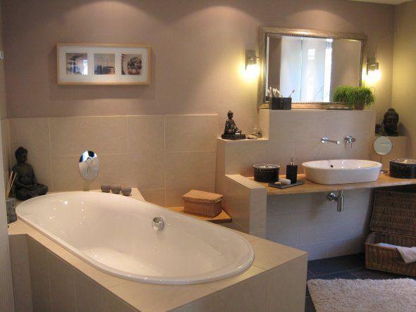 44 best Bad images on Pinterest Bathroom, Restroom decoration and - badezimmer 10 qm