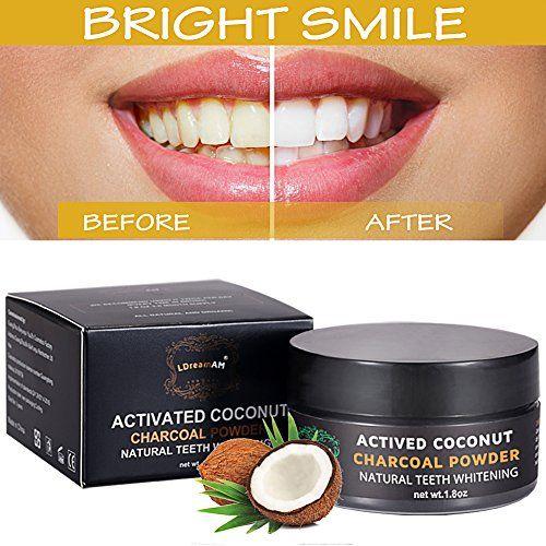 blanchiment des dents,blanchiment dentaire charbon,charbon pour les dents,poudre de blanchiment des dents au charbon actif,activated…