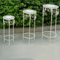 Hannah Set of Planter Stands