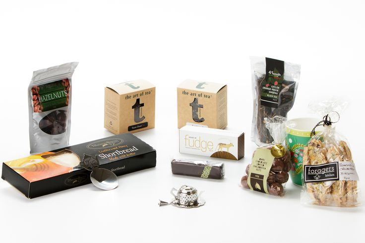 Time for Tea Hamper - If you are a tea enthusiast, you will love this offering. You get a variety of tea with all the accessories you need plus some naughty indulgences like chocolate, nuts, bikkies and fudge to really make the occasion.