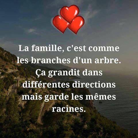 Famille réunie, heureuse ..❤️