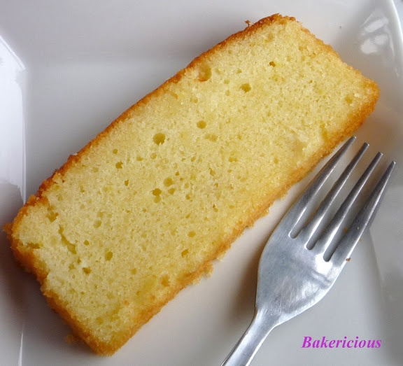Lemon Yogurt Cake Smitten