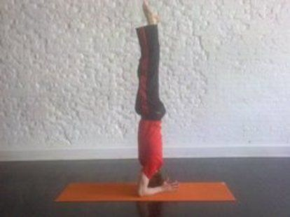 inversion yoga poses howto tips benefits images
