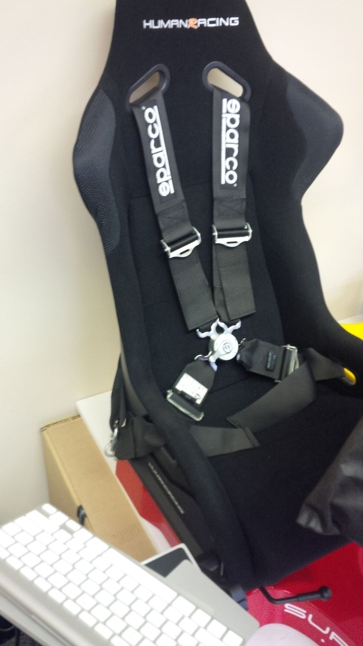 Car Simulator Games >> optional seat belt mount