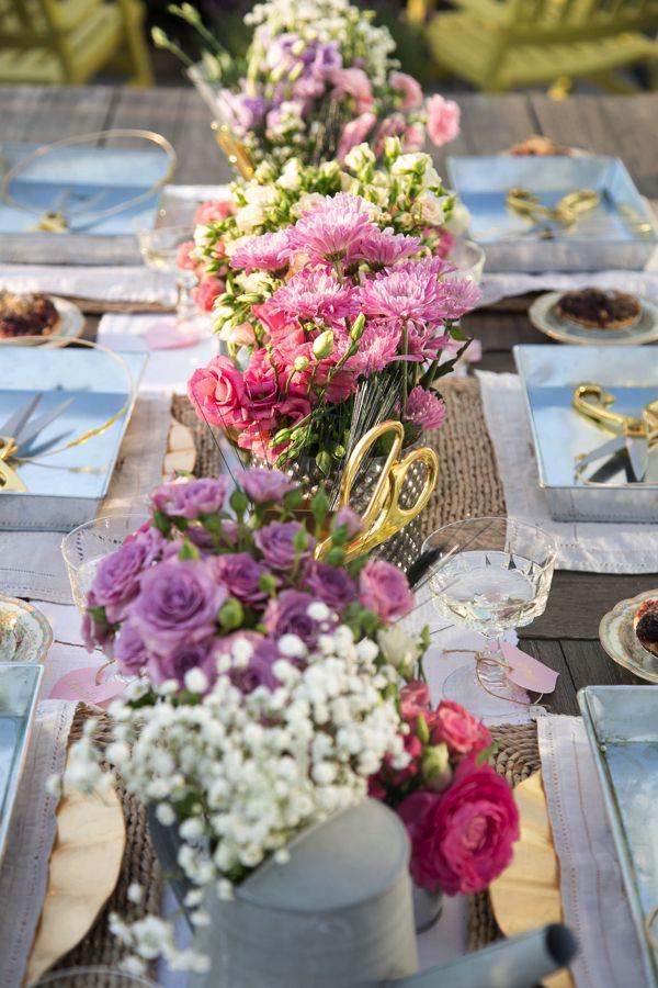 DIY Flower Crown Bar