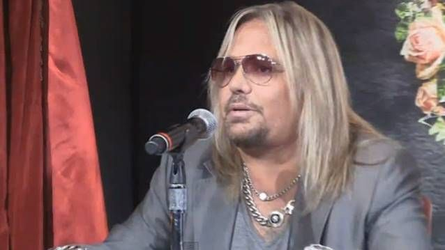 Backpedal much? VINCE NEIL On MÖTLEY CRÜE's Plans After 'The Final Tour': 'The Band Isn't Over'