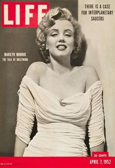 This poster made from the cover of Time magazine features the timeless beauty of Marilyn Monroe. All of our prints are beautifully rendered on 13 by 19 professional heavyweight matte photo paper. All