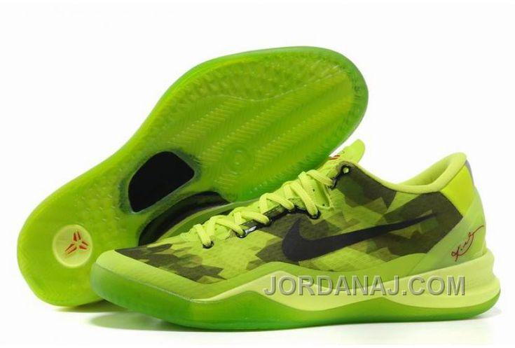 http://www.jordanaj.com/854215527-nike-zoom-kobe-8-shoes-mesh-green-black.html 854-215527 NIKE ZOOM KOBE 8 SHOES MESH GREEN BLACK ONLINE Only $88.00 , Free Shipping!