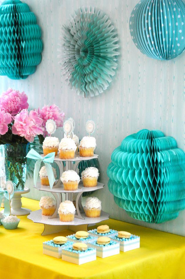A Turquoise Celebration! For #MarthaCelebrations | #LetsCelebrate
