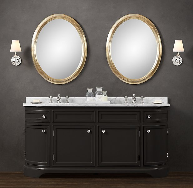 Beautiful Mirror Fronted Bathroom Cabinets