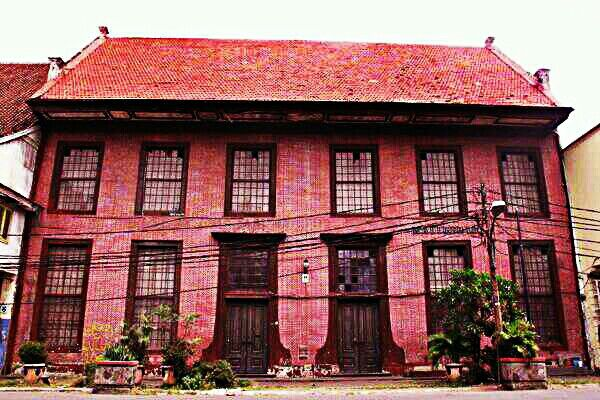 The Old Cities in Jakarta