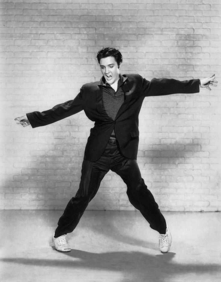 an analysis of the jailhouse rock and the story of elvis aaron presley Elvis presley – jailhouse rock 24 comments  let's rock everybody in the whole cell block was dancin' to the jailhouse rock number forty-seven said to number .
