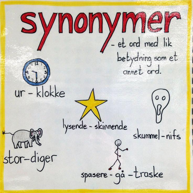 Synonymer