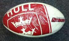 Hull Kingston Rovers Rugby League Supporters Ball - Size 5