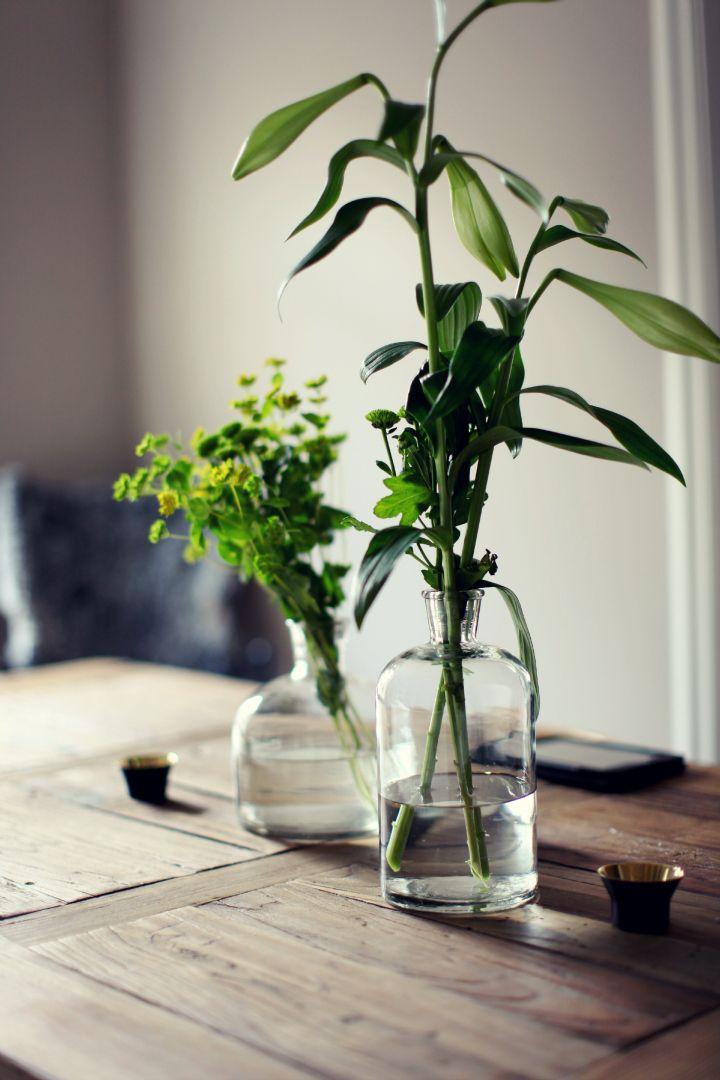 Vaser från Nordiska Galleriet