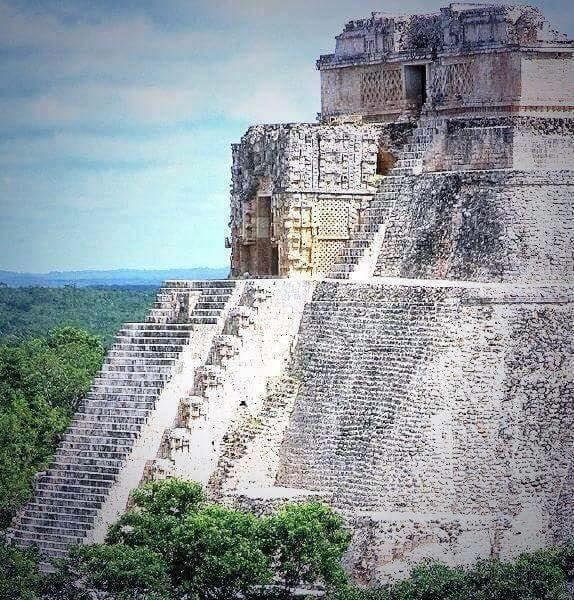 Uxmal Yucatán, México