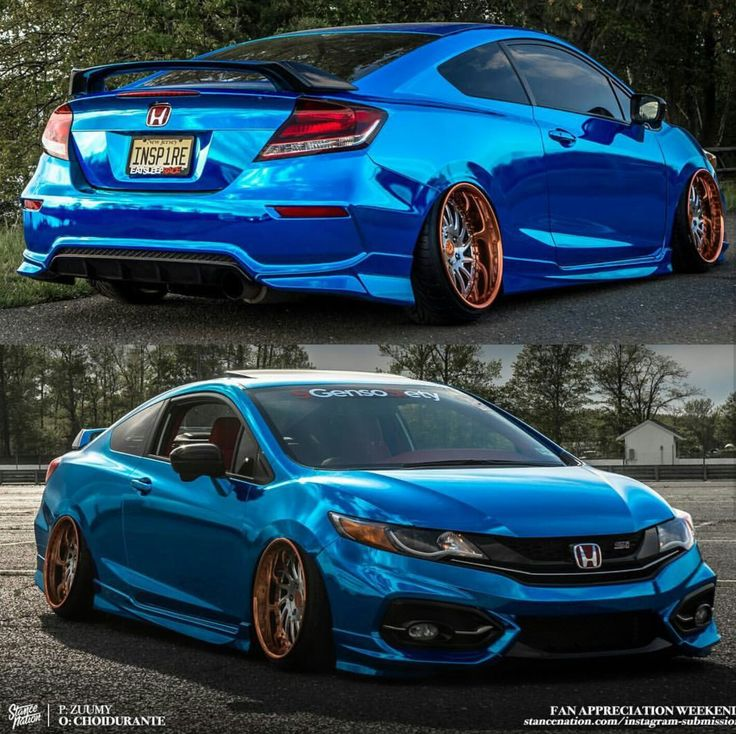 9th gen civic si coupe Dream Cars Pinterest Coupe