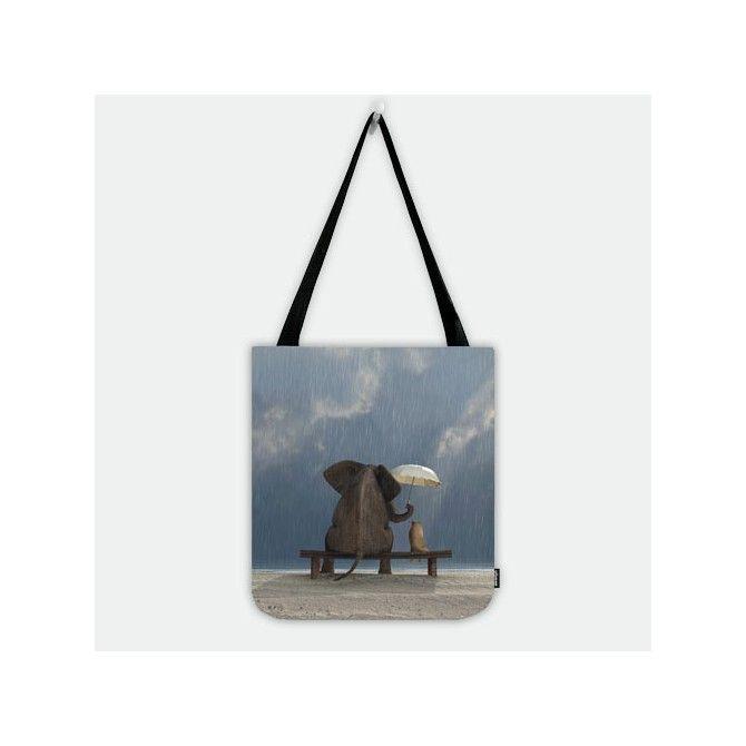 BFF Shopper Tote Bag