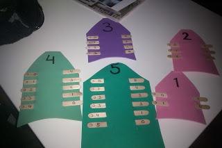 Splitshuisjes en nog veel meer handige en leuke rekenspelletjes om groep 3 rekenstof in te oefenen!